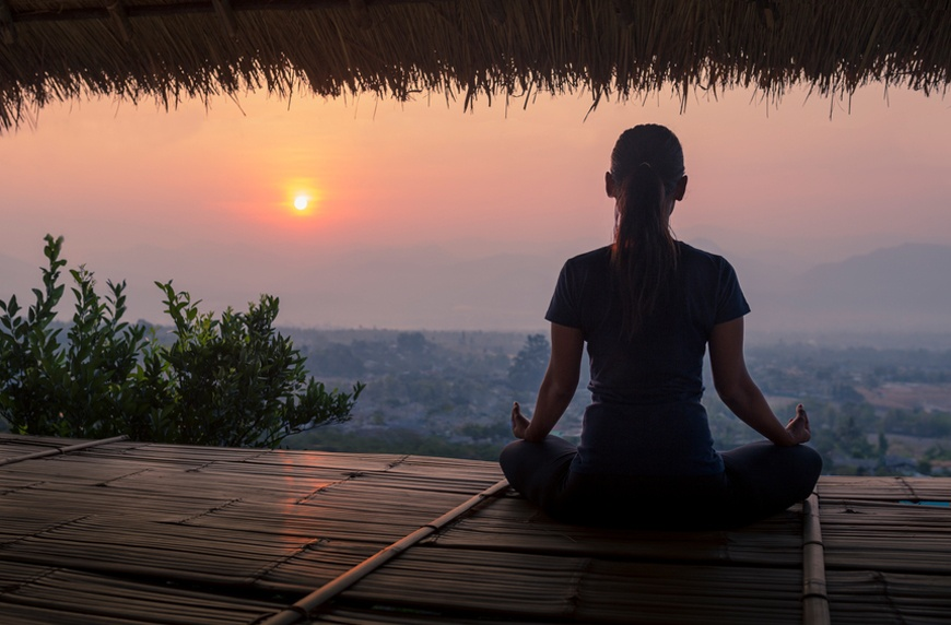 How a silent retreat changed my life forever