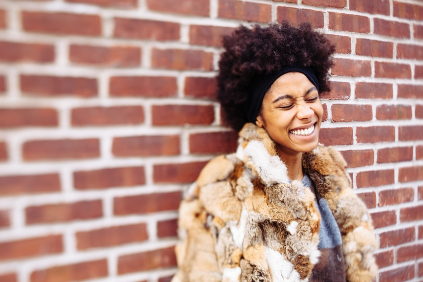 Thumbnail for This is your complete guide to caring for curls this winter