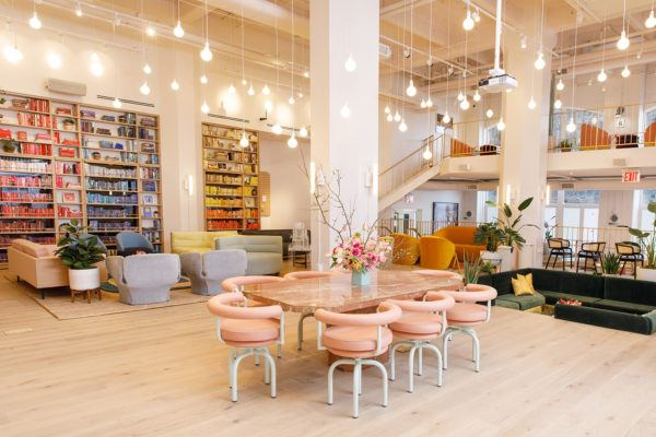 The Wing's New Outpost Adds a Dose of Wellness to Its Workspace for Women