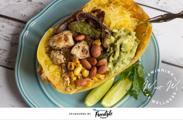 This healthy burrito bowl recipe is a taco Tuesday dream