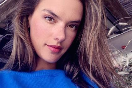 The one makeup item that Alessandra Ambrosio keeps on-hand at all times
