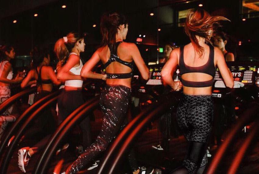 Tell your jet-setting fit fam: Barry's Bootcamp is expanding into Asia and Australia