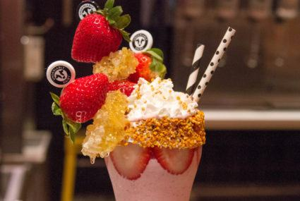 Well+Good - What happens when the world's most Instagrammed milkshake restaurant goes healthy