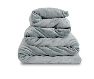 Weighted blanket for stress and sleep benefits well good for Purchase a gravity blanket