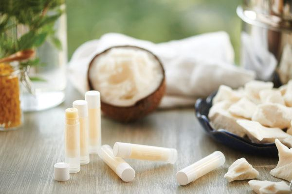 Thumbnail for This DIY choc-o-mint lip balm is a natural knock-off of La Mer's cult fave