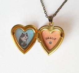 Thumbnail for 7 Valentine's Day gifts on Etsy for your four-legged S.O.