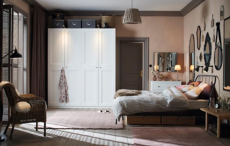 Ikea under bed storage