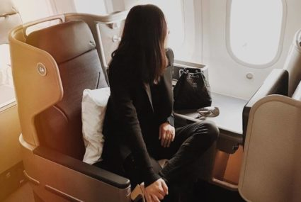 Can this one in-flight adjustment help curb jet lag?
