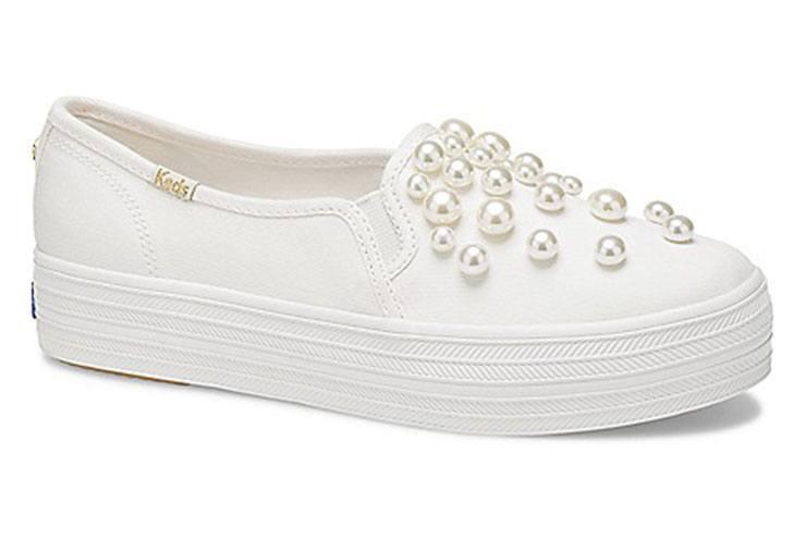 804631c97 Get Keds X Kate Spade New York wedding sneakers | Well+Good