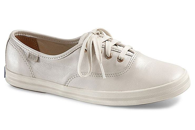 11b6c4f686cad Keds x Kate Spade New York champion pearl leather