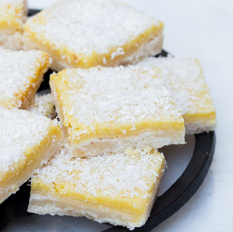 anti-inflammatory lemon bars