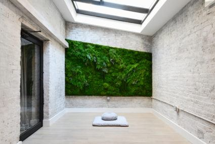 How to give your home cool meditation-studio style