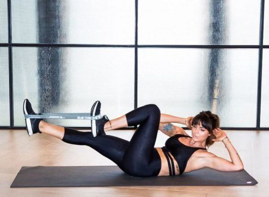 Thumbnail for This full-body toning workout from Sweat with Bec is both fun and cheeky