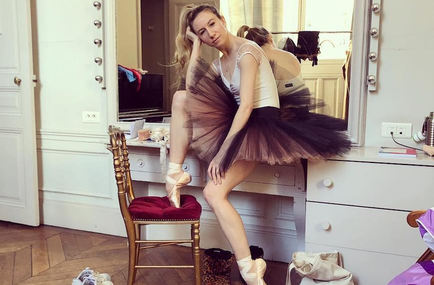 Thumbnail for Don't have time to meditate? Busy ballerina Isabella Boylston does it during her morning workout