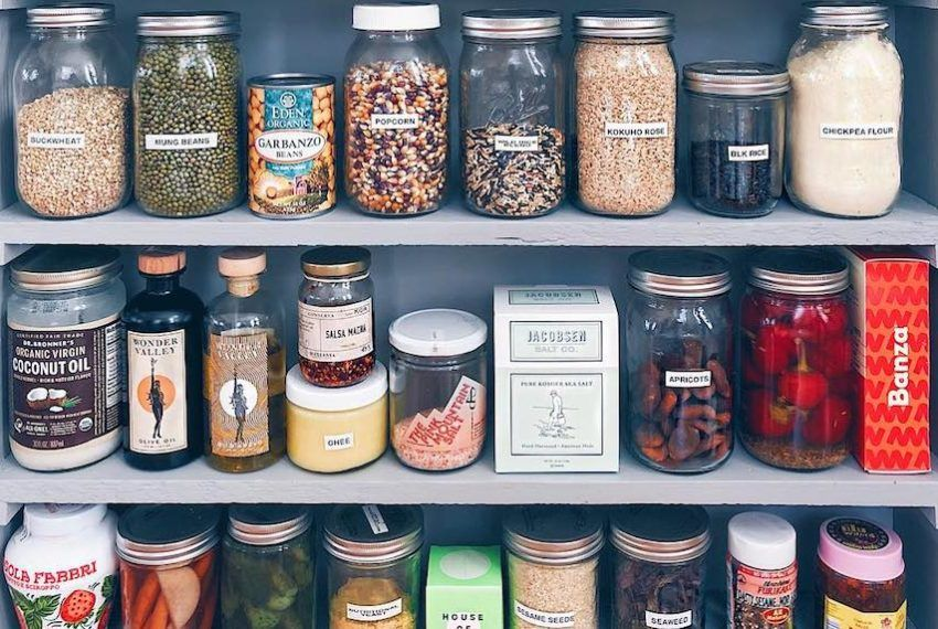 4 healthy staples that Alison Wu believes every pantry starter kit needs