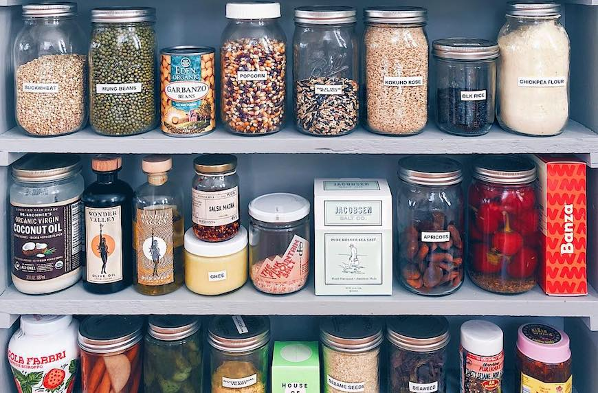 Thumbnail for 4 Healthy Staples That Alison Wu Believes Every Pantry Starter Kit Needs