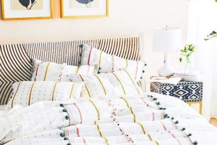 Bedspreads on sale at Anthropologie
