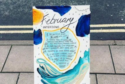 7 visually impressive intention-setting journals to inspire the healthy habit for yourself