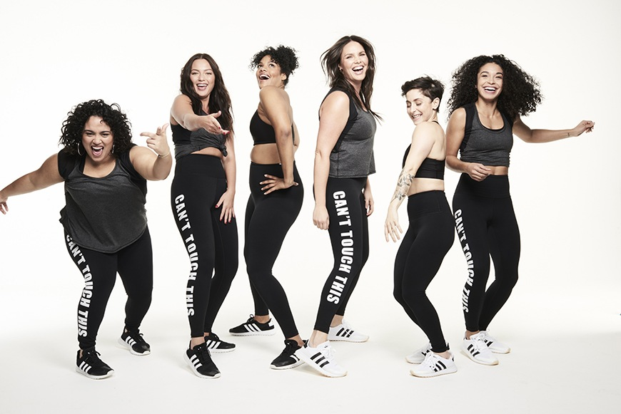Thumbnail for How model Candice Huffine is making fitness—and fashion—more inclusive, one pair of leggings at a time