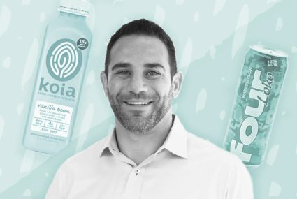 How the Four Loko co-founder went from frat hero to wellness leader
