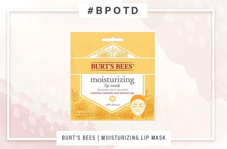 Thumbnail for #BPOTD: This $3 lip mask is so good, it'll make you want to ditch your balm
