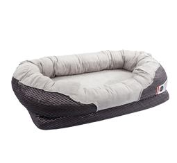 Thumbnail for 6 top-rated dog beds on Amazon to spoil your pet on National Puppy Day (or any day)