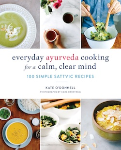 Everyday Ayurvedic Cooking cookbook