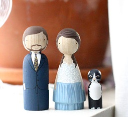 Thumbnail for A new on-the-rise wedding trend, according to Etsy? Pets!