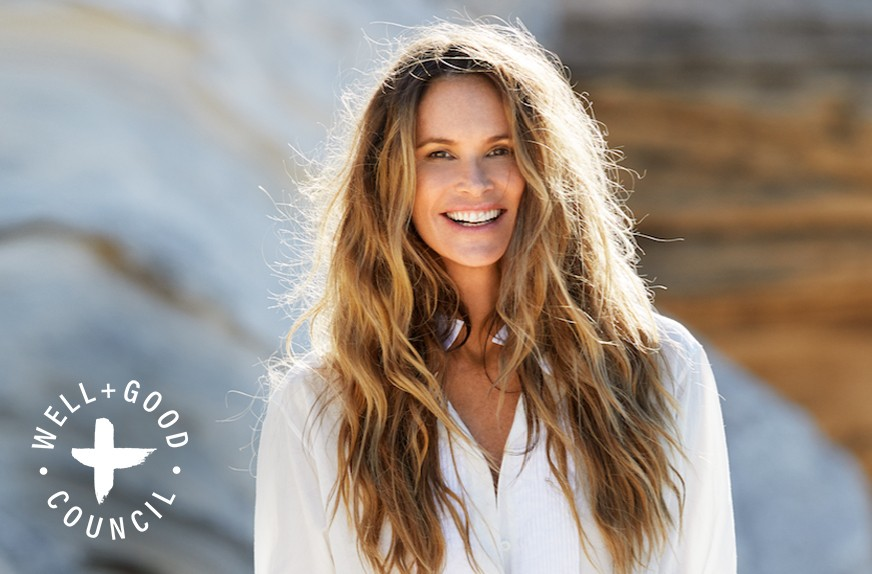 Thumbnail for The 4 Savvy Ways Elle Macpherson Stays Energized and Motivated