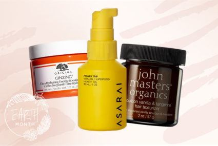 earth-friendly beauty products