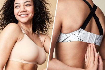 Knix's new wireless sports bra for D+ women