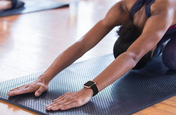 Your Fitbit now tracks your period, too