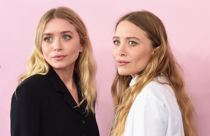 Thumbnail for Beach Please: Here's How Mary-Kate and Ashley Olsen Really Get Their Signature Waves