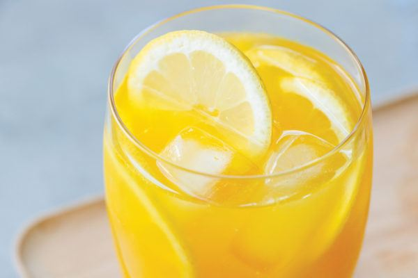 This Spicy Turmeric Lemonade Is an Ayurvedic Win for All 3 Doshas