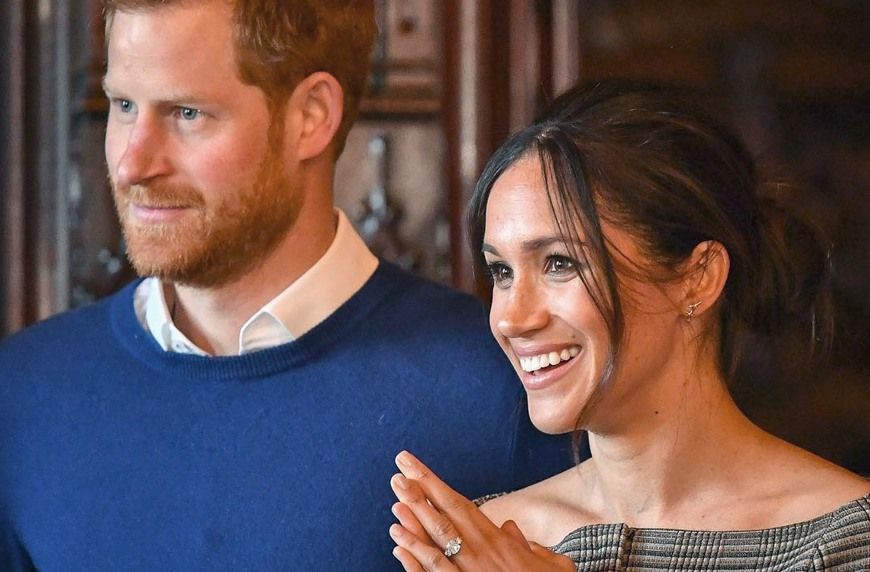 Thumbnail for The healthy-ish spin Meghan Markle requested for her wedding cake