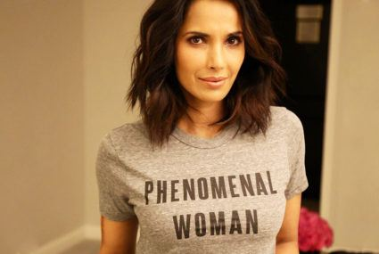 Well+Good - Padma Lakshmi gets real about her battle with endometriosis