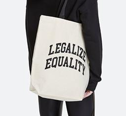 Thumbnail for Alala's new collection wants to amend the US Constitution to support equality