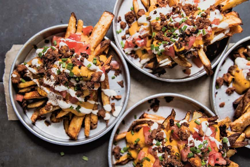 Thumbnail for These Healthier, Loaded Fries Are About to Be Your New Late-Night Snack