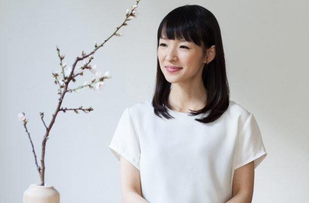 Thumbnail for Marie Kondo and Cuyana designed a chic travel accessory collection to bring you joy