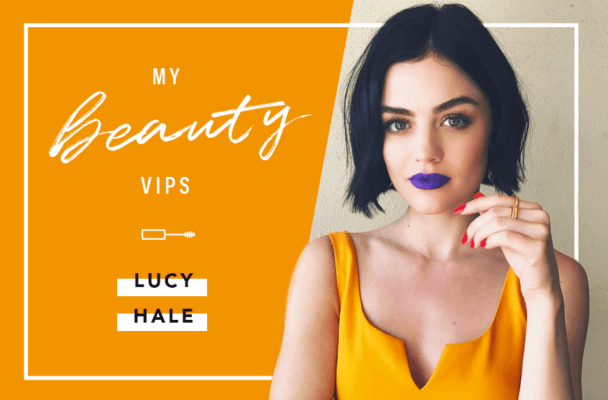 Lucy Hale Swears by This OG Toner to Exfoliate Her Skin