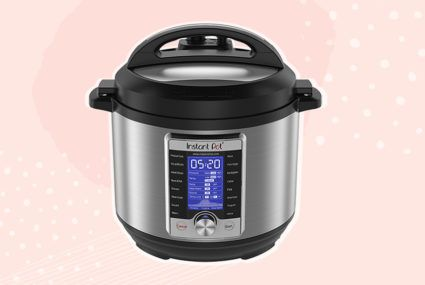 These new Instant Pot features will make meal prepping easier *and* fancier