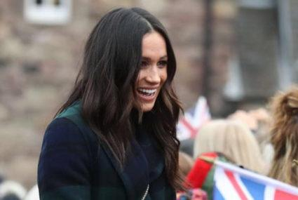 Meghan Markle's two-a-day wellness practice helps her stay centered