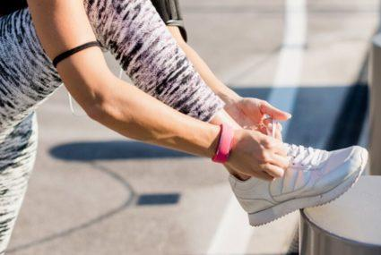 Wearing a fitness tracker *now* might improve your step count later, research shows
