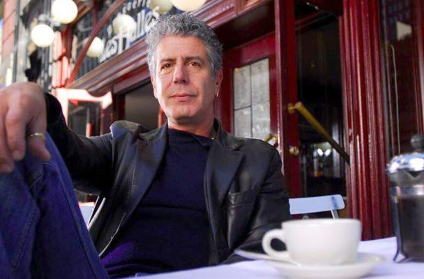 Anthony Bourdain's one tip for making the most of big trips