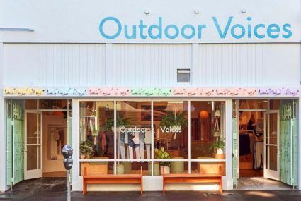 Is Outdoor Voices expanding storefronts?
