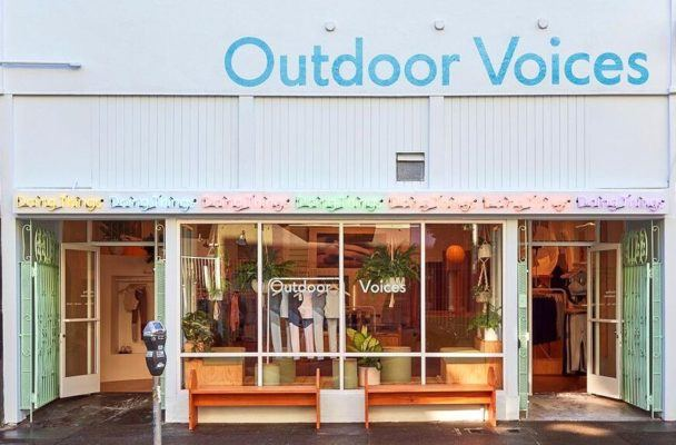 Outdoor Voices' new funding could mean a lot more IRL stores across the country