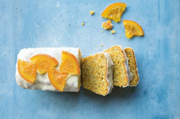 Pair Your Latte With This Orange, Butternut Squash Poppy Seed Loaf