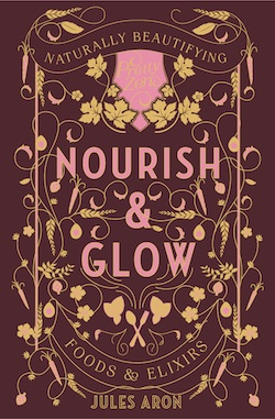 Nourish and Glow Cookbook Cover