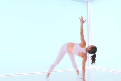 Exclusive: This '80s-inspired fitness platform wants to help you get physical at home