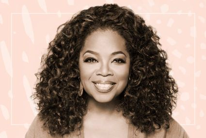 The single piece of advice that taught Oprah to take risks on herself